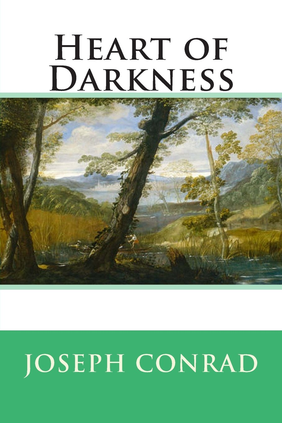 an overview of the character marlow in the heart of darkness by joseph conrad Joseph conrad's heart of darkness retells the story of marlow's job as an ivory transporter down the congo through his journey, marlow develops an intense inte.